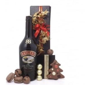 Luxury Baileys Christmas Gift Box