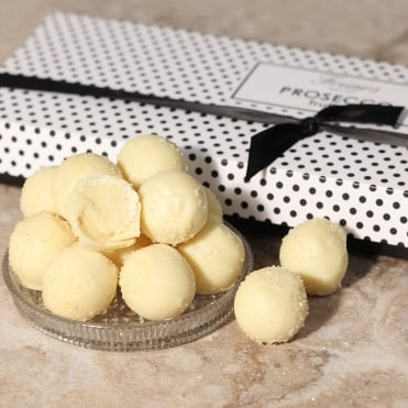 Luxury Prosecco Truffles - 24 Chocolates