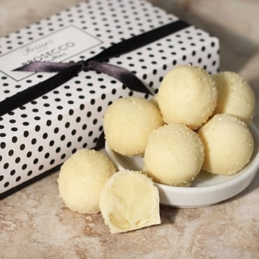 Luxury Prosecco Truffles - 8 Chocolates
