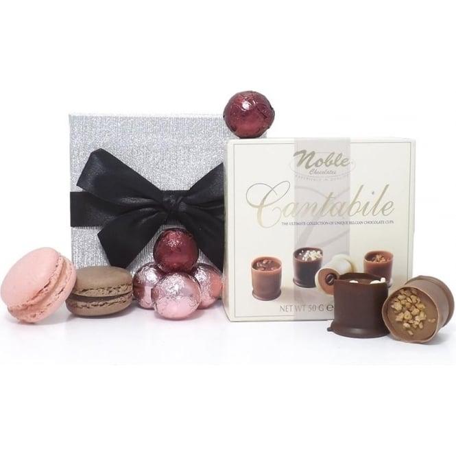 Macaron Glitter Gift Box