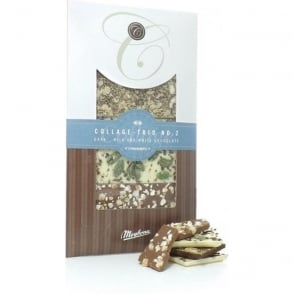 Meybona Trio Milk, White & Dark Chocolate Bar