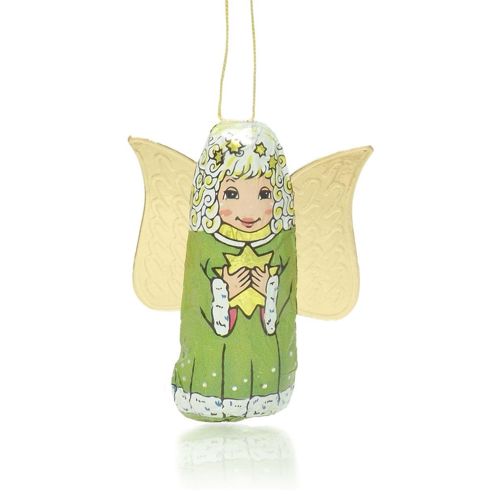 Buy Milk Chocolate Angel Decoration