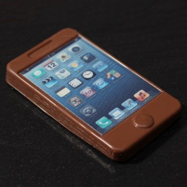 Milk Chocolate iPhone Replica