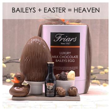 Baileys Chocolate Easter Egg