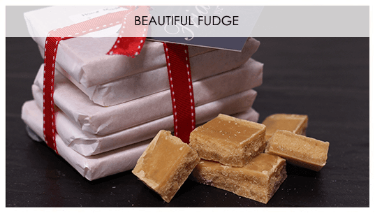 Beautiful Fudge