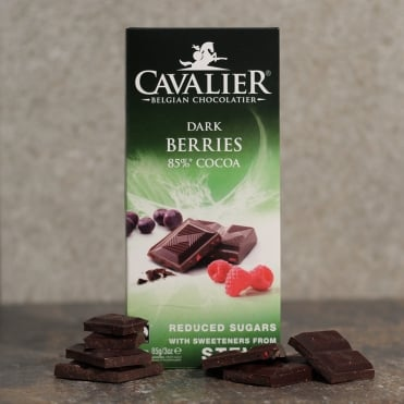 No Added Sugar Dark Berries Chocolate Bar