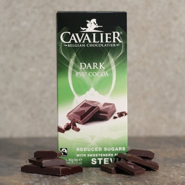 No Added Sugar Dark Chocolate Bar