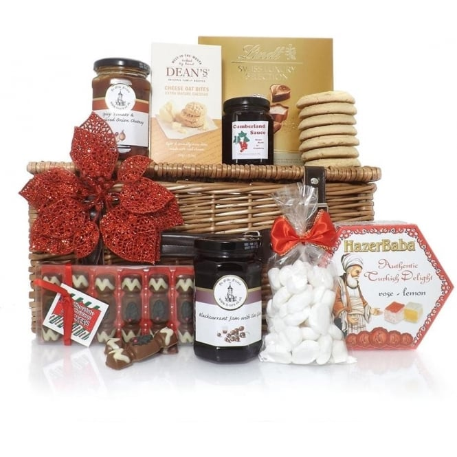 No Alcohol Christmas Hamper