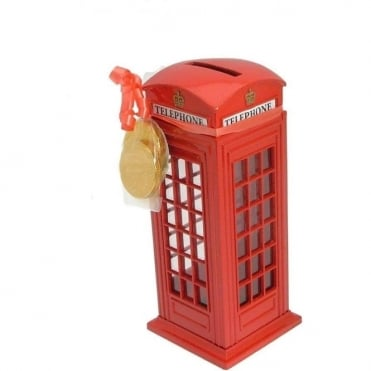 Phone Box Money Box
