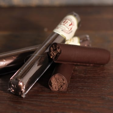Praline Chocolate Cigar