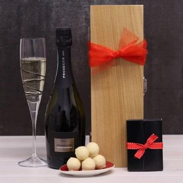 Prosecco & Chocolate Gift Box