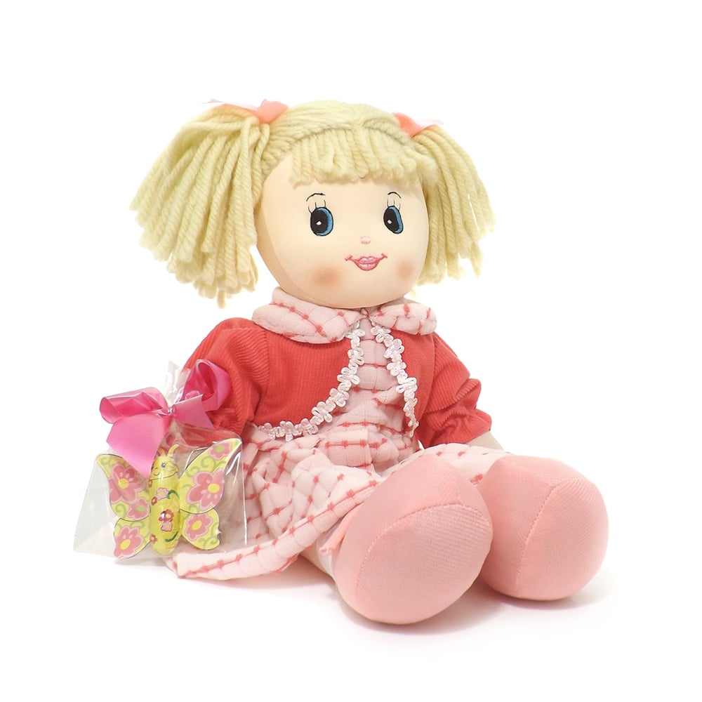 rag doll toy   from friars uk