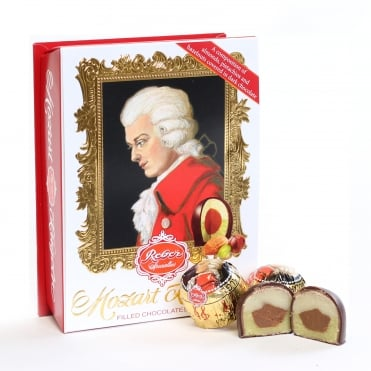 Mozart Kugeln Picture Box - 120g