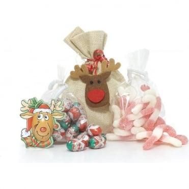 Reindeer Gift Sack
