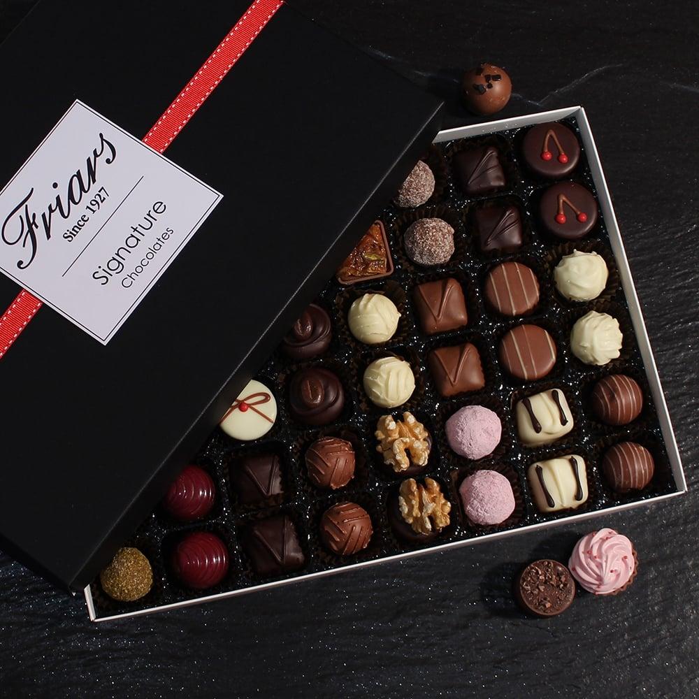 Signature Chocolate Box 48 Chocolates