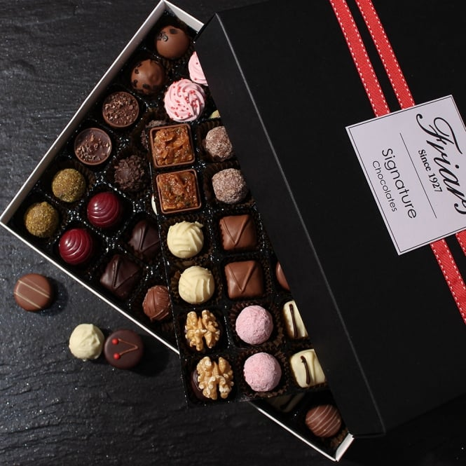 Signature Chocolate Box - 96 Chocolates
