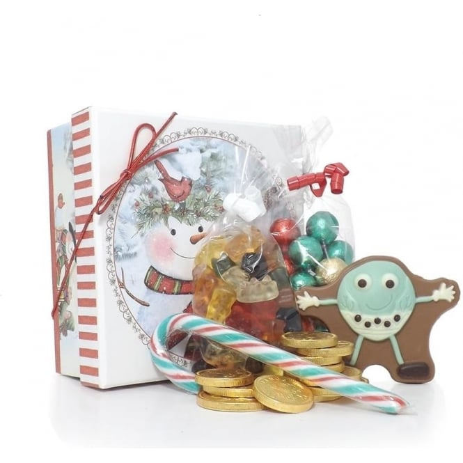 Snowman Sweets & Chocolate Gift Box