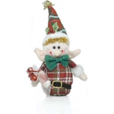 Soft Toy Santa's Elf