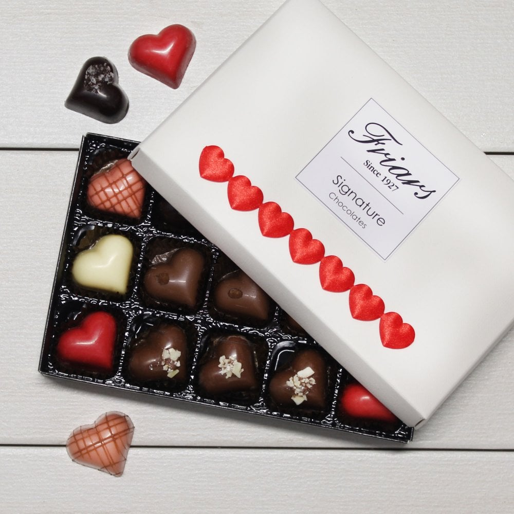 Valentine Chocolate Gift Box 15 Chocolates