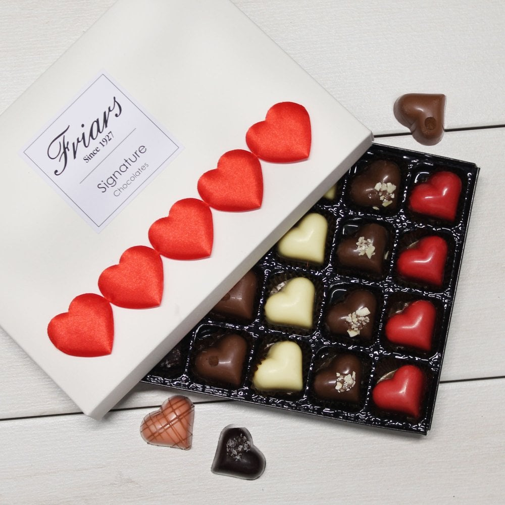 Valentine Chocolate Gift Box 24 Chocolates