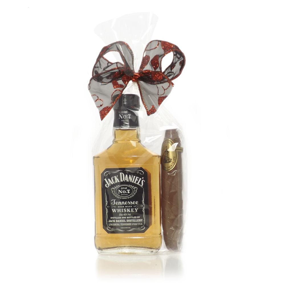 Valentine Jack Daniels Gift Set
