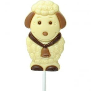 White Chocolate Sheep Lolly