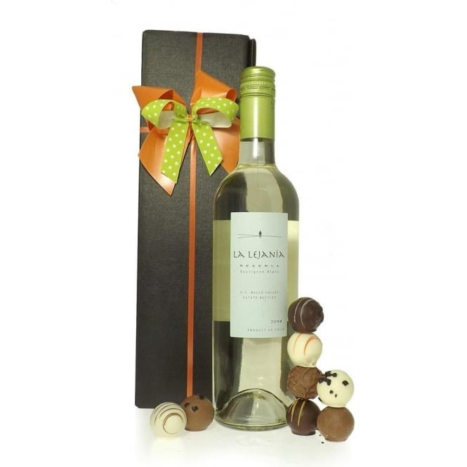 Friars White Wine Gift Set